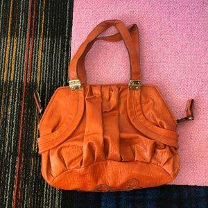 Jessica Simpson Women's Brown Satchel Bag